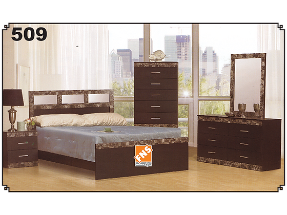 509 - Bedroom Set