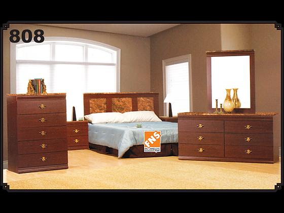 808 - Bedroom Set