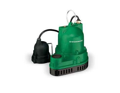 HYDROMATIC® W:D:V:-A1 Submersible Sump P