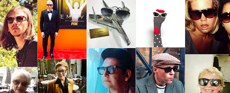 Spectacles of Union Sqaure - find us in downtown San Francsico