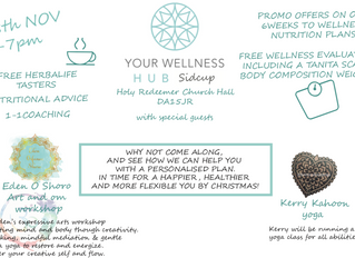 Art and Om© Workshop at Your Wellness Hub, Sidcup - November 18th, 5-7pm