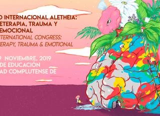 Art and Om© Workshop at ALETHEIA: ARTE, ARTETERAPIA, TRAUMA Y MEMORIA EMOCIONAL, University of Madri