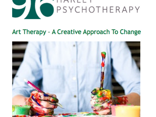Art Therapy - A Creative Approach to Change