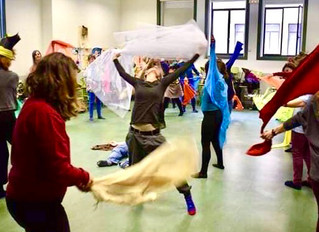 'Facing Fears' Inclusive Theater Workshop