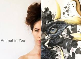 'Animal in You' Analysis with Art Psychotherapist Eden Orfanos Shoro