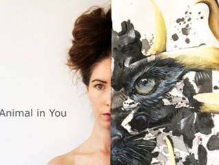 'Animal in You' Analysis with Art Psychotherapist Eden Orfanos Shoro