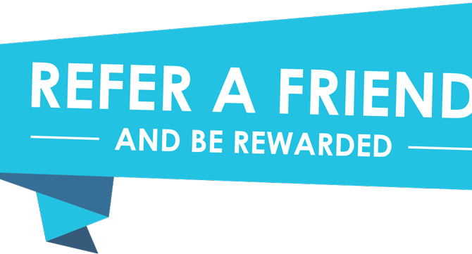 Refer a Friend - Get a $10 Gift Card
