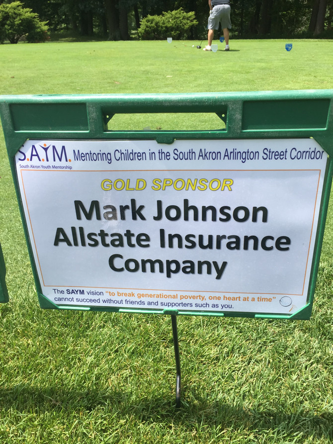 South Akron Youth Mentorship's 8th Annual Golf Outing