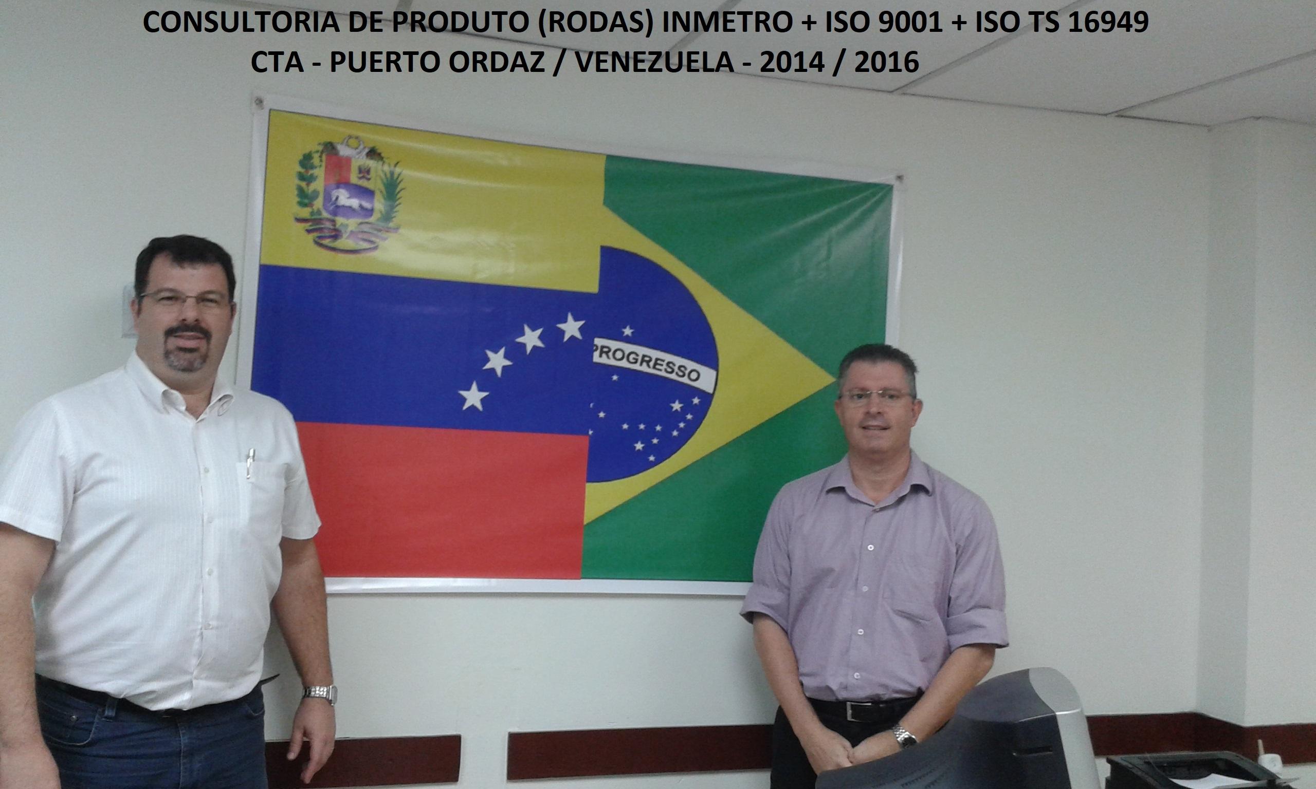 Consultoria ISO TS CTA Venezuela Abril 2014