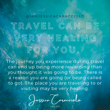 Common Wisdom – Travel Can Be Very Healing for You