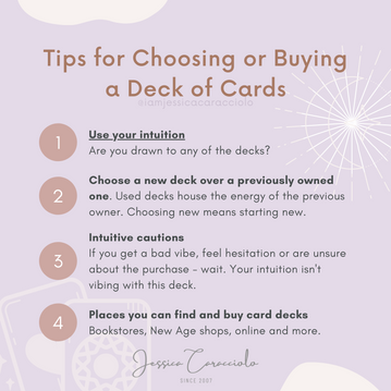 Tips for Choosing or Buying a Deck of Cards