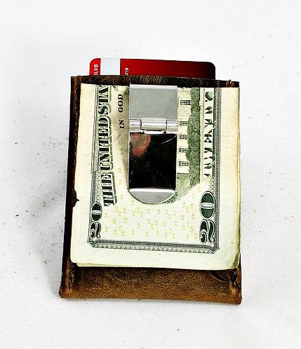 Simple Money Clip Wallet