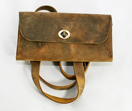 Folding Cross-body Clutch
