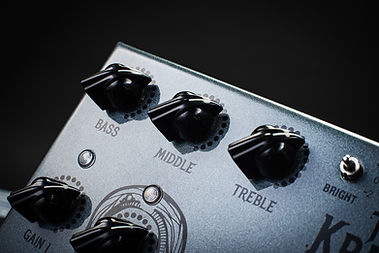 Victory V4 The Kraken Pedal Preamp Three-Band EQ