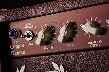 Victory VC35 Deluxe Head - Tone Control