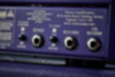 DP40 Series Effects Loop