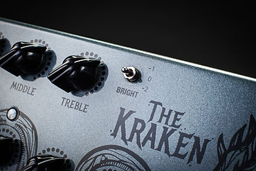 Victory V4 The Kraken Pedal Preamp Bright Switch