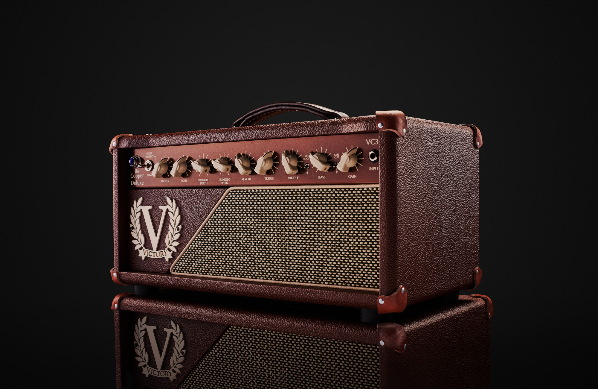 Victory VC35 The Copper Deluxe Amp