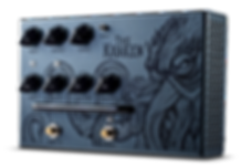 Victory V4 The Kraken Pedal Preamp Cutout