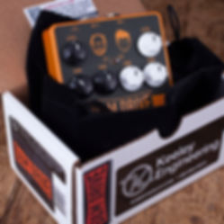 D&M Drive Pedal and Box