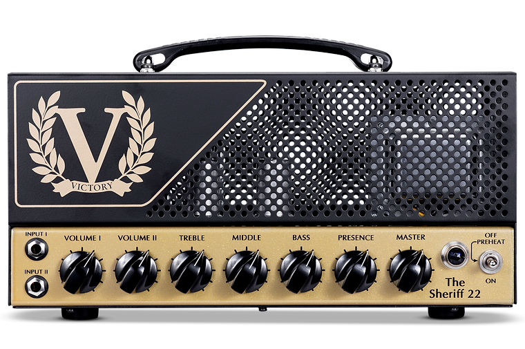 Victory Amps | Sheriff 22 | classic British overdrive amp