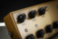 Victory V4 The Sheriff Pedal Preamp Three-Band EQ