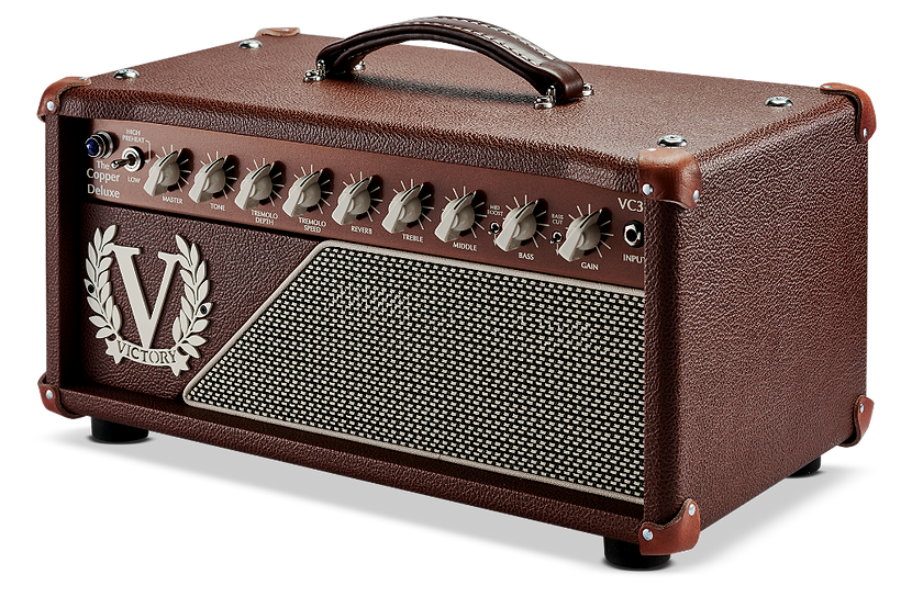 VC35 Deluxe Guitar Amplifier 3/4