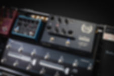 Victory V4 The Countess Pedal Preamp on a pedalboard