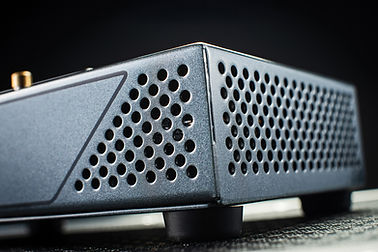 Victory V4 The Kraken Pedal Preamp Chassis Detail