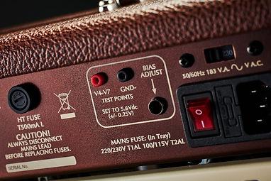 Victory VC35 Deluxe Head - Bias Adjust