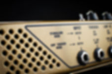 Victory V4 The Sheriff Pedal Preamp Inputs