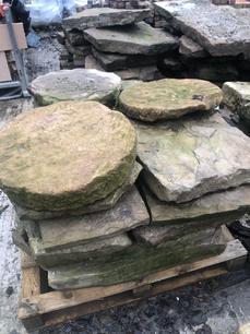 Scrabo Stone Flooring