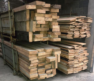 Timber Beams (cut to size)