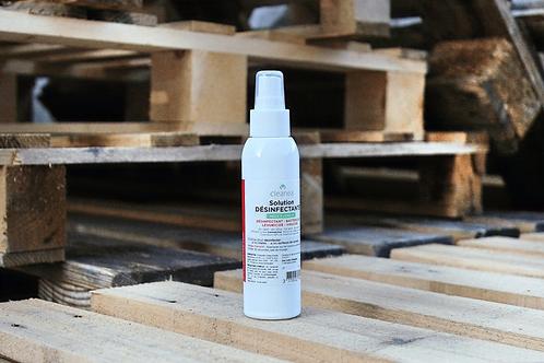 125 ml - Solution Mains ET Surfaces Désinfectante