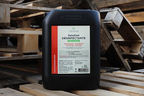Bidon 5L - Solution Mains ET Surfaces Désinfectante