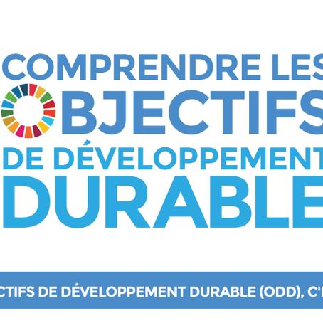 L'innovation du secteur de la Propreté participe aux objectifs du développement durable (ODD)