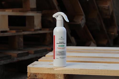 250 ml - Solution Mains ET Surfaces Désinfectante
