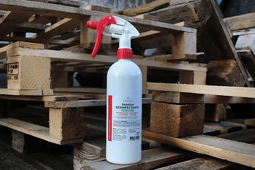 750 ml - Solution Mains ET Surfaces Désinfectante