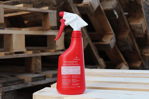 650 ml - Solution Mains ET Surfaces Désinfectante