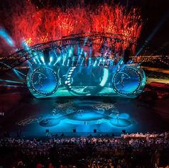 DUBAI INTERNATIONAL PARACHUTE CHAMPIONSHIPS