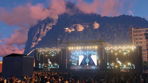MTV Gibraltar Calling_ElectricFly Render