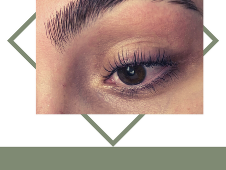 What is a Brow Lamination?