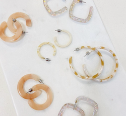 Machete Earrings