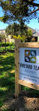 Sustainability at Lafond Vineyards
