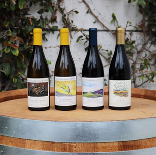 Santa Barbara Winery Wine Club