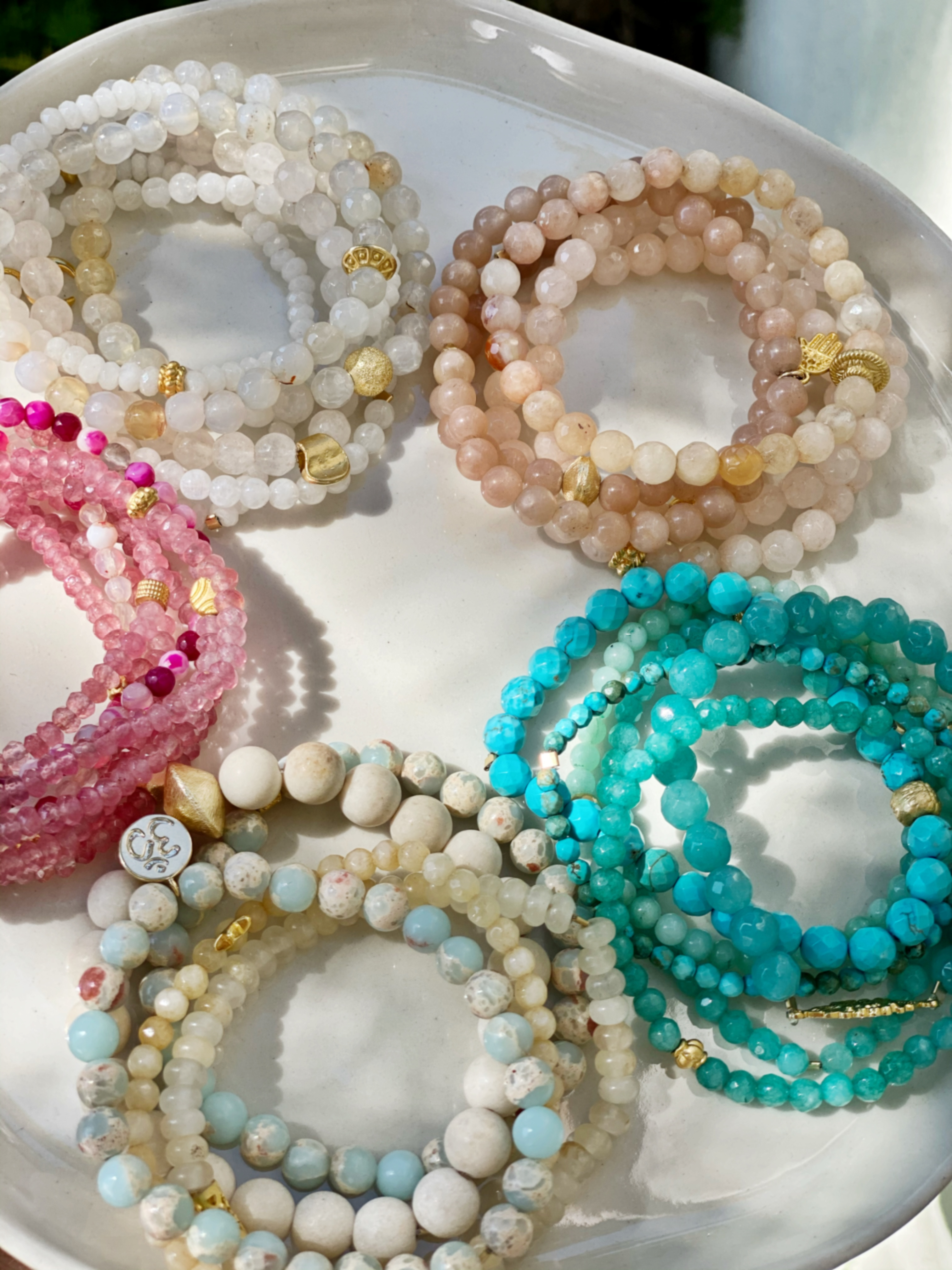 Marit Rae Stacking Bracelets