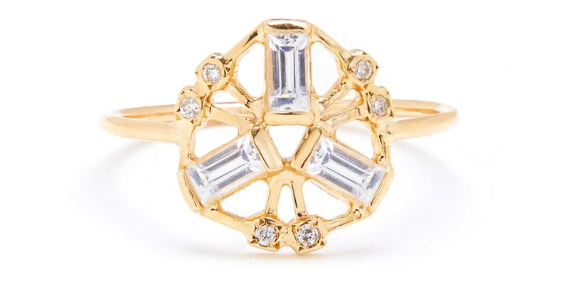 Scosha Kaleidoscope Ring