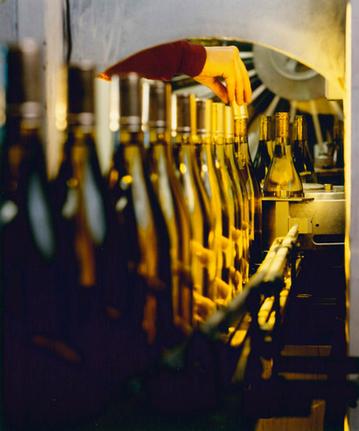 In-house bottling