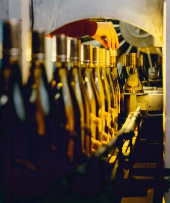 In-house bottling...