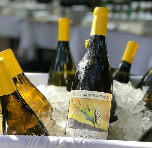 Enjoy Santa Barbara Winery fine wine...